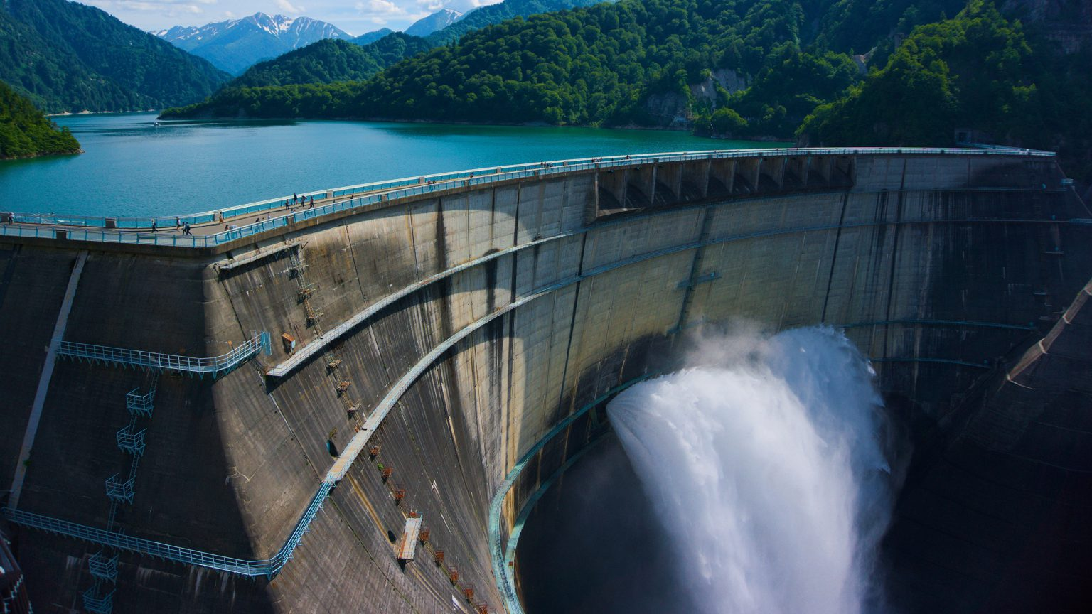 Innovations in hydropower and hydraulic engineering